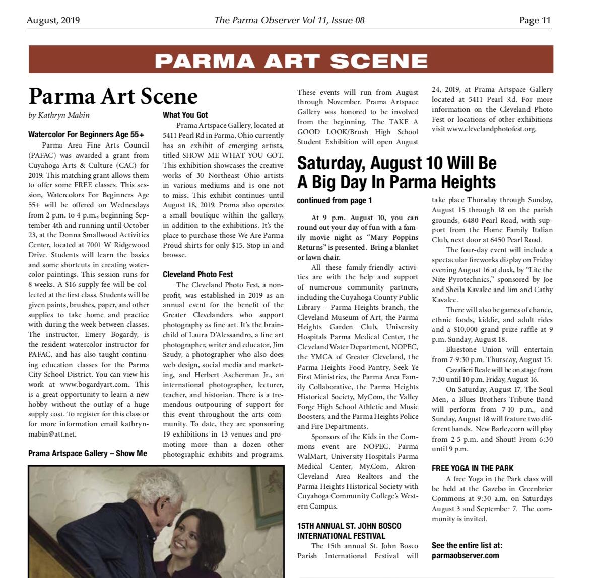 Parma Observer