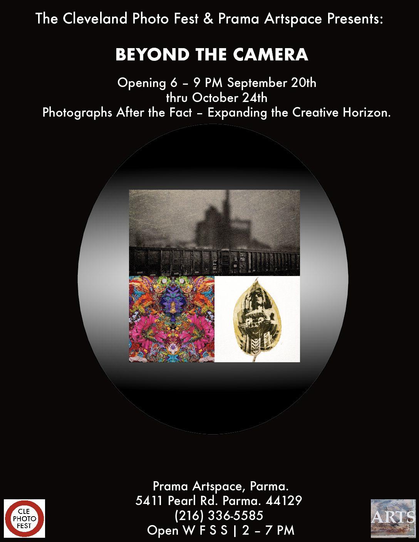 BEYOND CAMERA @ Prama Artspace