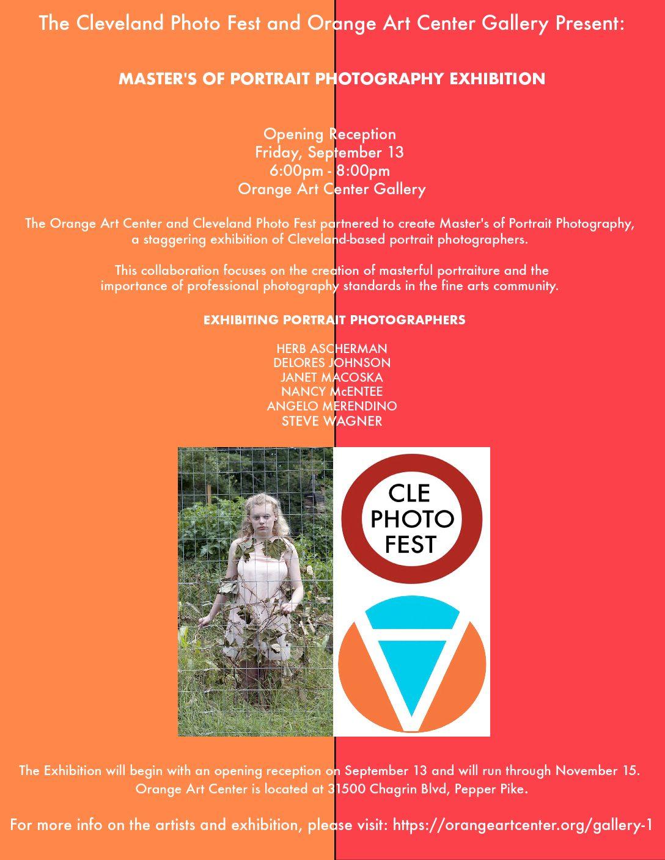CPF & OAC. - Portraits